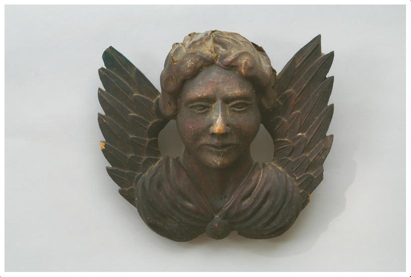"""Virtuali paroda """"Senoji liaudies skulptūra: angelai"""""""
