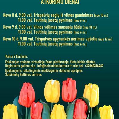 Lietuvos nepriklausomybės atkūrimo dienos minėjimas Šalčininkų rajone