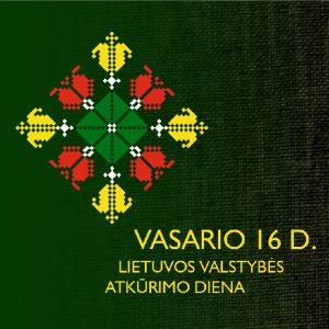 Lietuvos valstybės atkūrimo dienos minėjimas @ Šalčininkų kultūros centro tinklapyje ir facebook profilyje