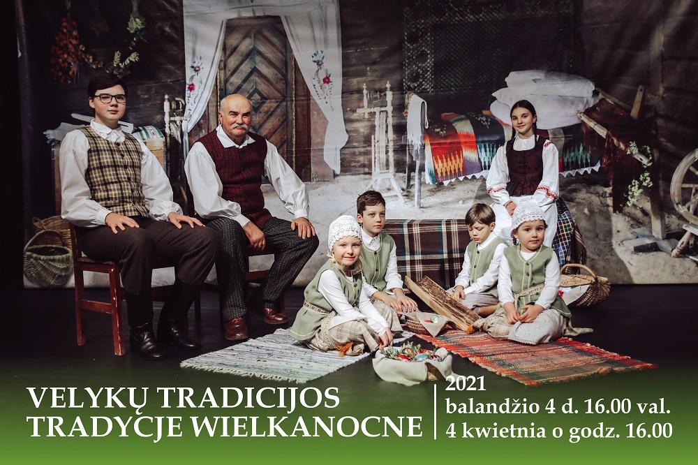 """Filmas """"Velykų tradicijos"""""""