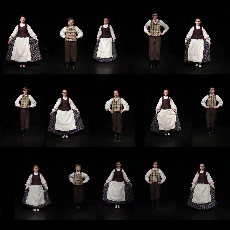 Sveikinimai Tarptautinės šokio dienos proga