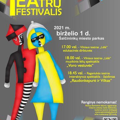 Tarptautinio gatvės teatro festivalio atidarymas