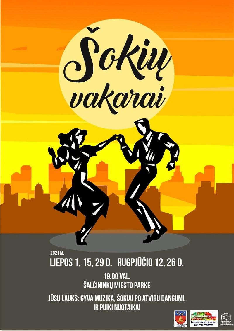 You are currently viewing Šokių vakarai