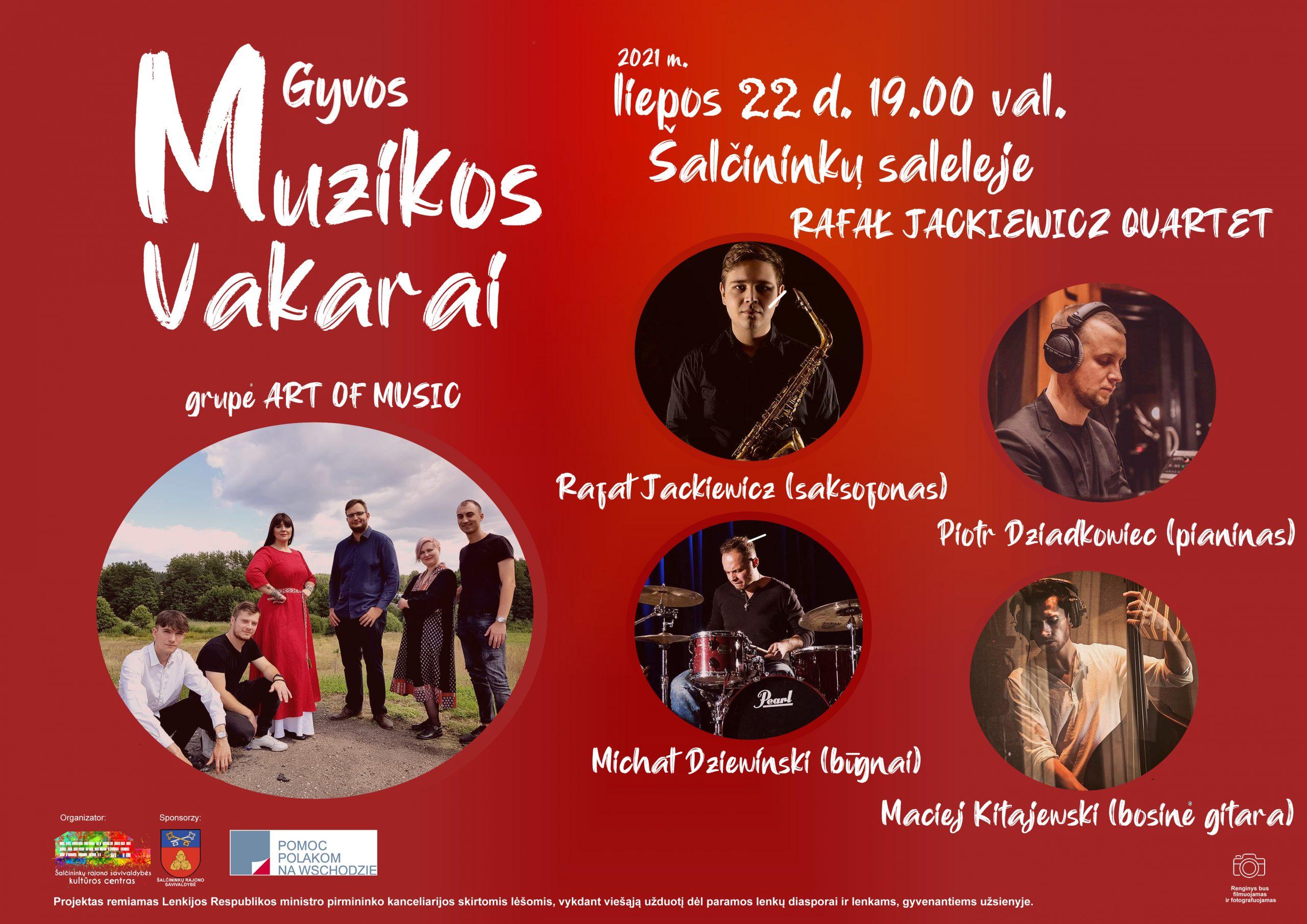 You are currently viewing GYVOS MUZIKOS VAKARAI